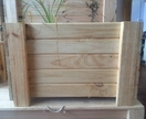 Number 2 Upcycled Planter Box