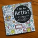 "Inspiring book for young artists: ""I am an Artist"""