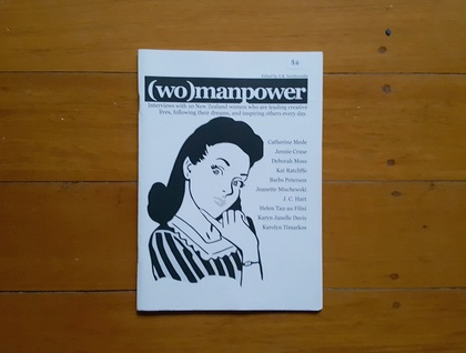 (wo)manpower zine