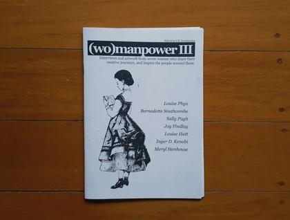(wo)manpower III zine