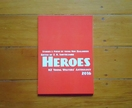 Heroes - NZ Young Writers' Anthology 2016