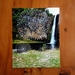 SALE: New Zealand Nature Mandala Photograph Print - Mandala Trio / Hunua Falls
