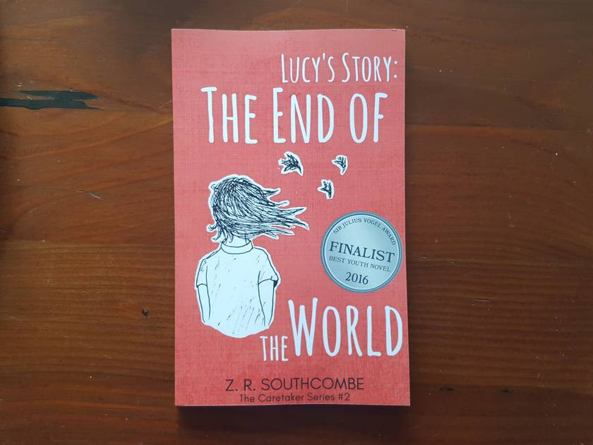 Lucy's Story: The End of the World - adventure fantasy story book