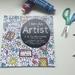 "SALE: Inspiring book for young artists: ""I am an Artist"""