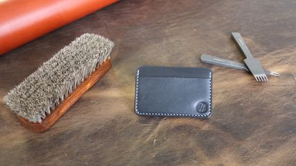 No.3 Cardholder (Black)
