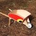 Kiddies Classic Wheelbarrow - Sunflower/Red
