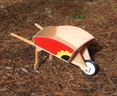Kiddies Classic Wheelbarrow - Sunflower/Red