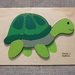Timmy Turtle Toddler Puzzle