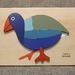 NZ Takahe Toddler Puzzle