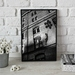Banksy Inspired Escapism Balloon Girl Print - Wall Print 8x10 or A4