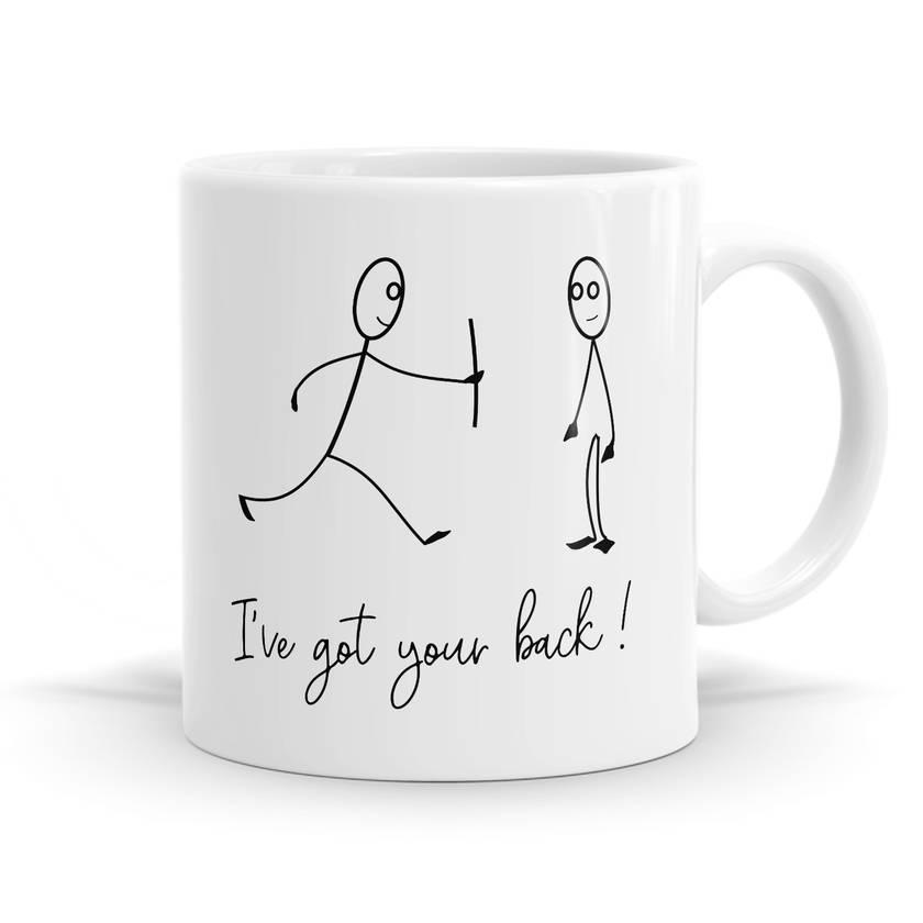 I've Got Your Back Coffee / Tea Mug - 11oz