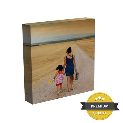 "Personalised 10x10"" photo canvas"
