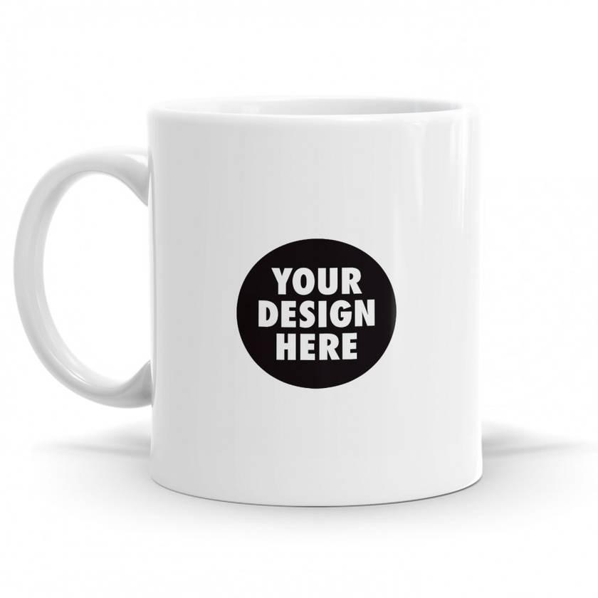 Personalised Mug - 11oz Coffee or Tea Mug