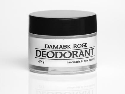 Damask Rose Deodorant