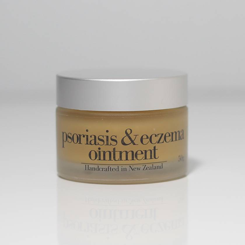 Psoriasis & Eczema Ointment, 50g