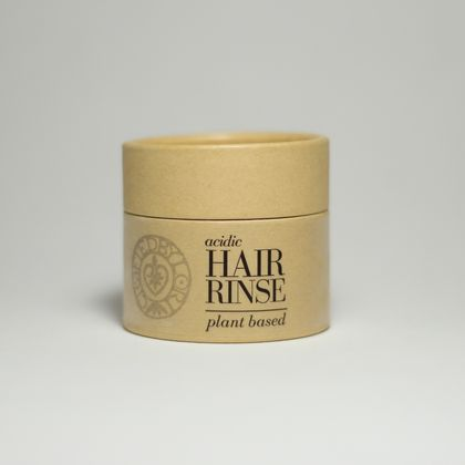 Plant Based Acidic Hair Rinse   50g