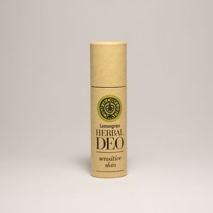 LEMONGRASS HERBAL DEODORANT, 20 g