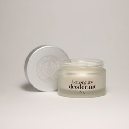 Lemongrass natural deodorant  50g