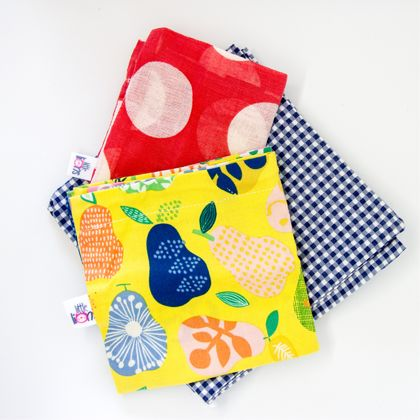 Produce bags - set of 3