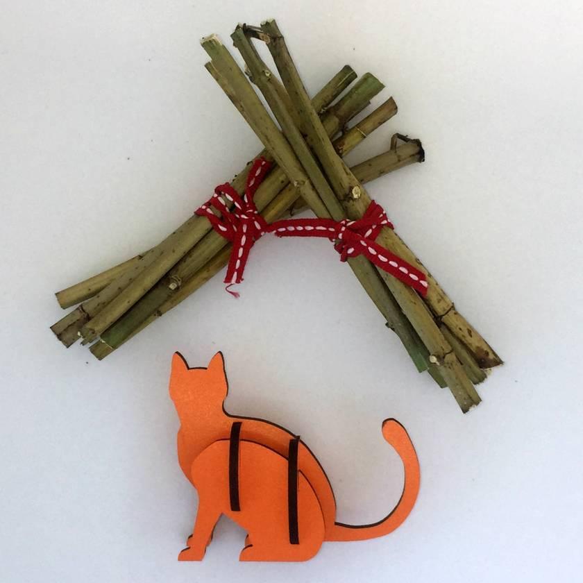Organic Catnip Stix