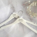 2 Personalised Wedding Hangers