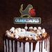 Dinosaur Personalised Birthday Cake Topper