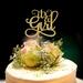 It's a Girl Cake Topper for Gender reveal