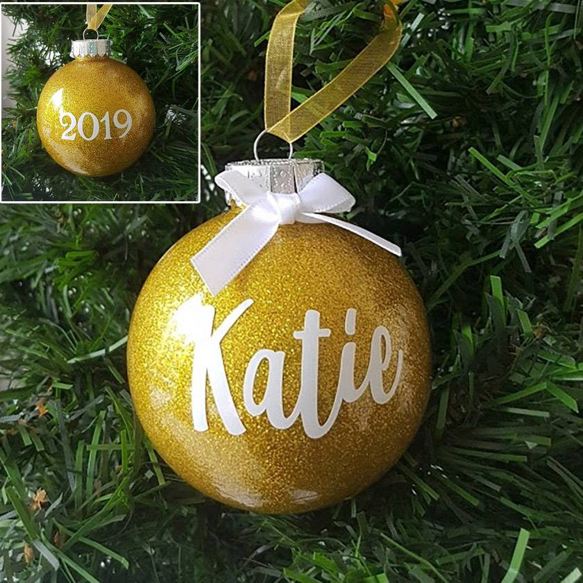 Personalised  Name Christmas Ornament