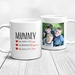 Mummy established each Child- Mother's Day  Mug