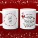 Personalised  Mug for Santa's Milk