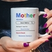 Best Mum Search -  Personalised Funny Mother's Day  Mug