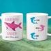 Mummy Shark  -  Personalised  Mother's Day  Mug