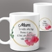 No Ugly Children  -  Personalised  Mother's Day  Mug