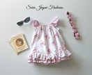 Play Suit One of a kind (OOAK)