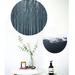 Misty trees Wanaka vinyl wall dot photography by Ollie Larkin size 58cmx58cm