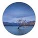 Wanaka tree birds stars mountains vinyl wall dot size 58cmx58cm