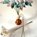 Origami single wedding bouquet