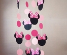 Minnie Mouse mobile  made to order