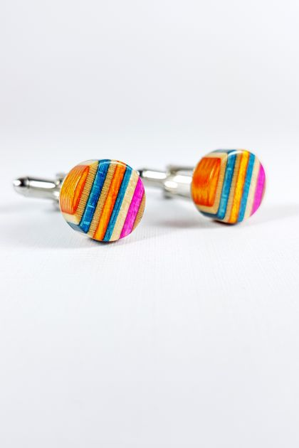 Skateboard Cuff links