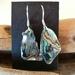 Paua Shell Earring