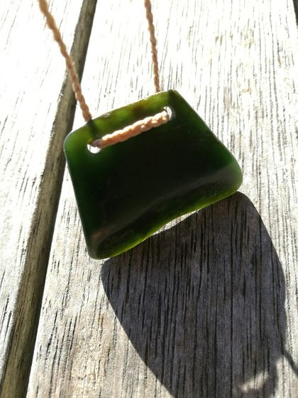 Westcoast Pounamu Necklace