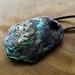 Paua Shell Pendant