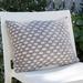 Sunday Drive Ahuriri Handwoven cushion