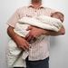 Sojourn: Geo Tile Handwoven New Zealand wool baby blanket for wahakura