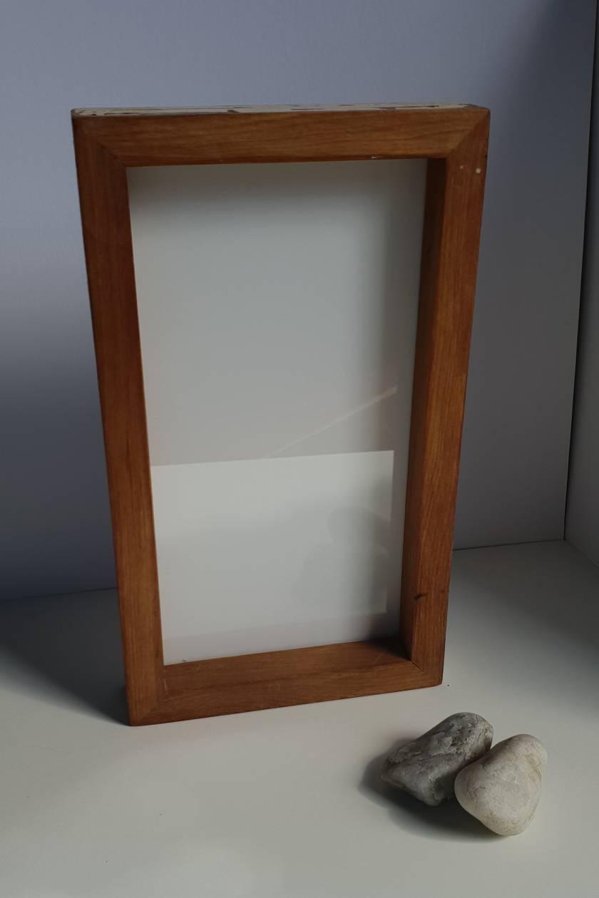 Nz Rimu 6x12 Recycled Frame Felt