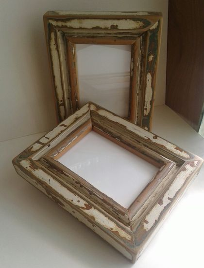 Kauri/painted Frames