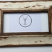 Frame Native Rimu and Paint