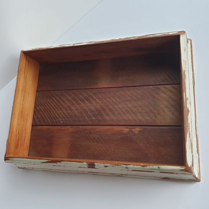 Tray Box Native Rimu