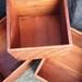 Boxs Native Rimu  1xNest of 3