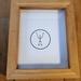 "Frame Native Kauri and Paint 8: x 10"""